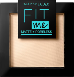 Пудра Maybelline Fit Me Matte & Poreless